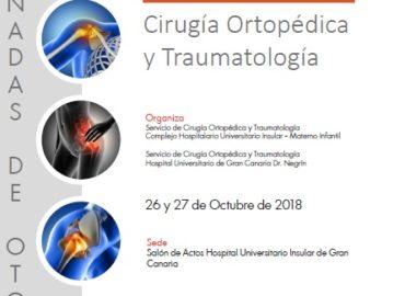 JORNADA DE ACTUALIZACIÓN CIRUGÍA ORTOPÉDICA Y TRAUMATOLOGÍA